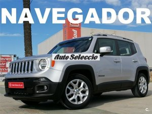 JEEP RENEGADE 1.4 MAIR LIMITED 4X4 125KW AUTO E6